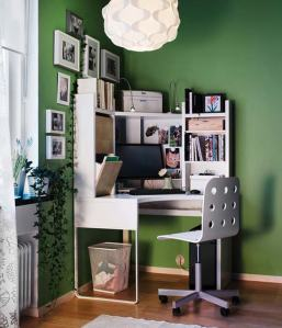 Modern-Small-IKEA-Home-Office-Design-Ideas