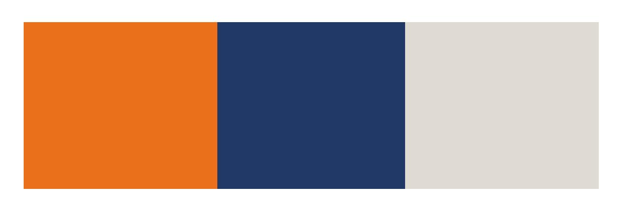 Orange amp Blue Interior Inspiration Board  : ob palette from ohmydecor.wordpress.com size 1254 x 435 jpeg 30kB