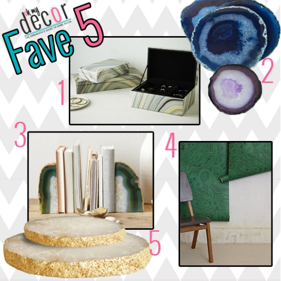 Agate Fave 5