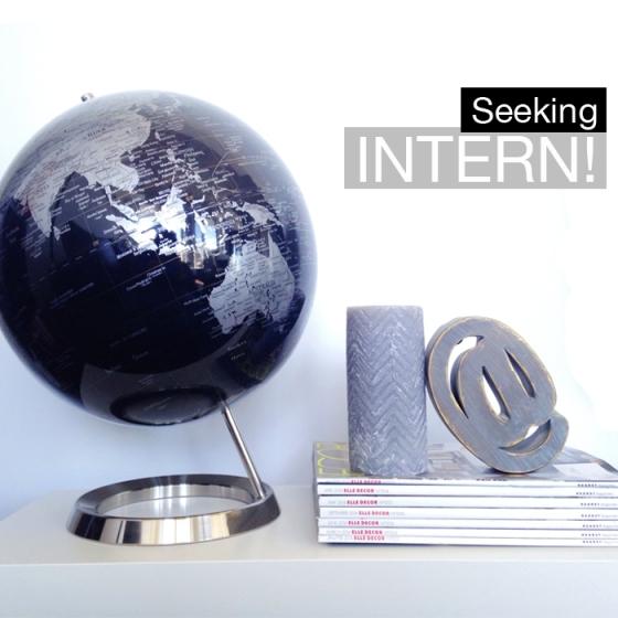 OMD Seeking Intern